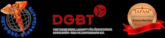 DGBT-Logo-mit-Claim faltenunterspritzung mönchengladbach